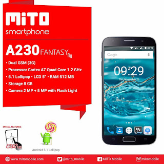 Tutorial Flash Mito Fantasy Fly A230 Via PC Menggunakan ResearchDownload Tool - Mengatasi Bootloop