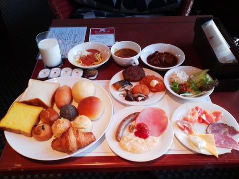 洋食バイキング¥2,550-2 オーセントホテル小樽カサブランカ