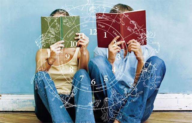 [Professione lettore] Dimmi di che segno sei e ti dirò che libro leggere, di Loriana Lucciarini