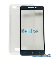 Protector más lámina Redmi 4A