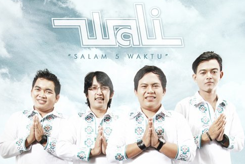 Download Lagu Wali Band Salam 5 Waktu Mp3 [4.40MB] single Religi Terbaru,Wali Band, Pop Melayu, Album Religi, Lagu Religi,