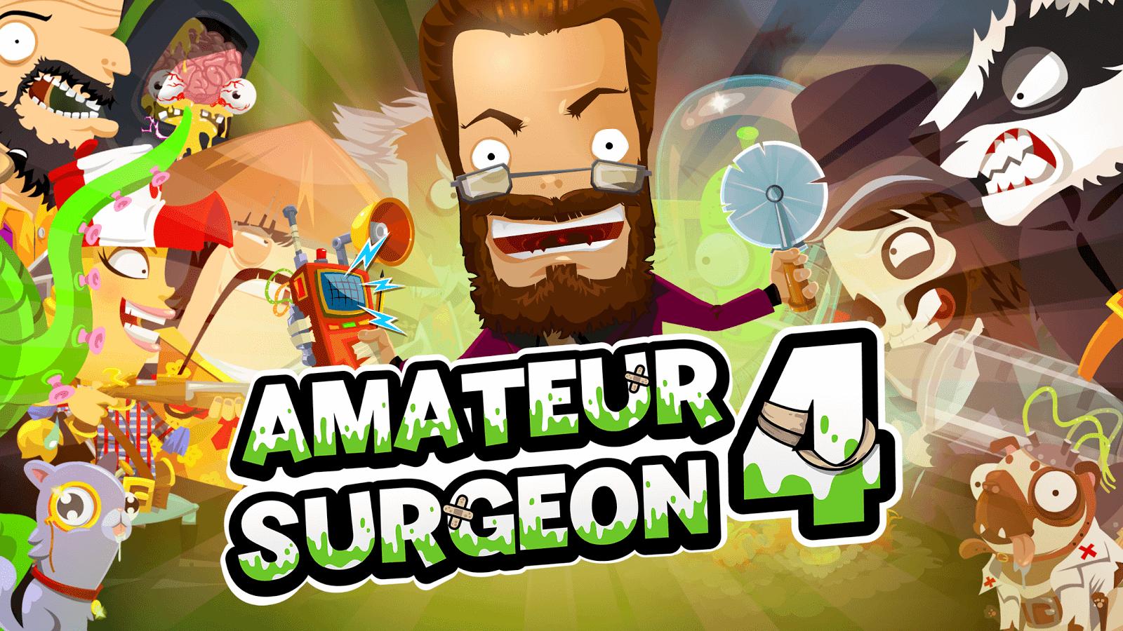 Amateur Surgeon 4 Android Her Şey Sınırsız Hileli MOD APK