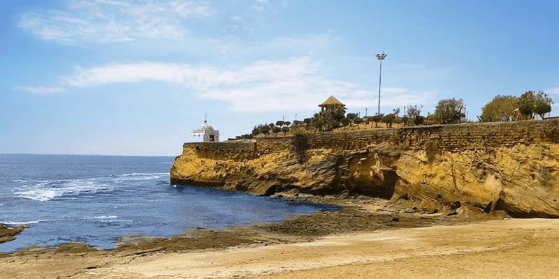 Jallandhar Beach Diu, India