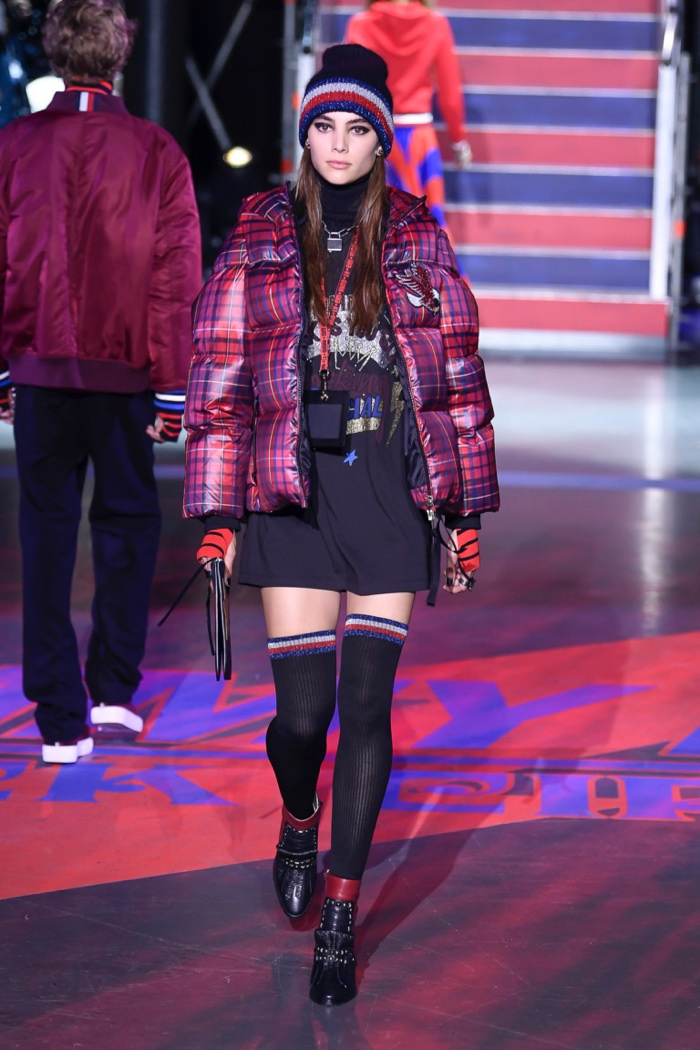 Tommy Hilfiger Fall/Winter 2017 Collection