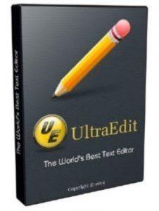 تحميل برنامج تحرير النصوص البرمجية UltraEdit 24