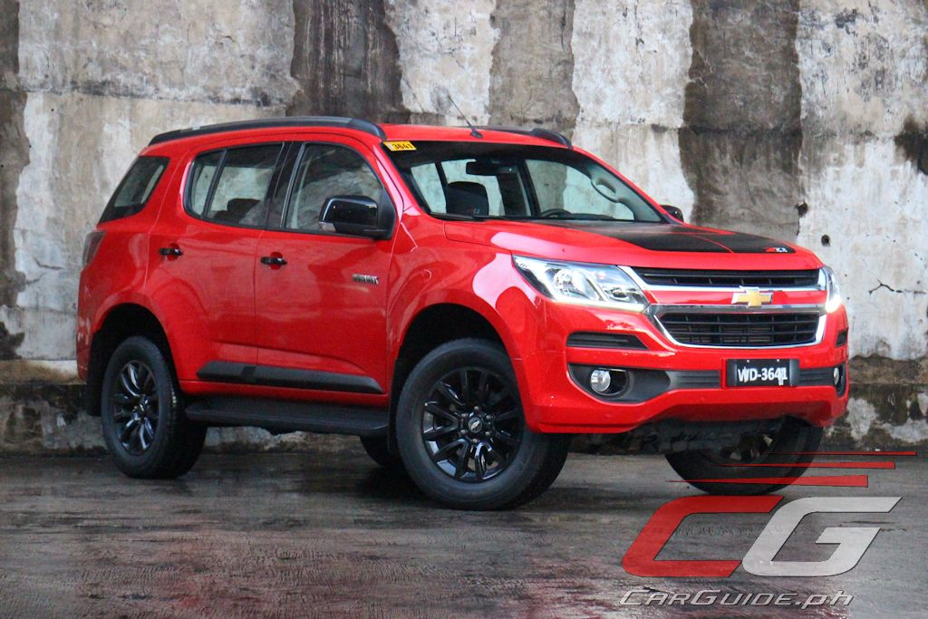 Review: 2017 Chevrolet Trailblazer 4WD Z71 | Philippine Car News, Car Reviews, Automotive ...