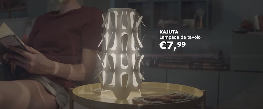 Canzone IKEA Pubblicità siamo fatti per cambiare, Spot Settembre 2017