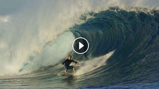 Parker Coffin s Inspire Episode 2 Tavarua Boatman