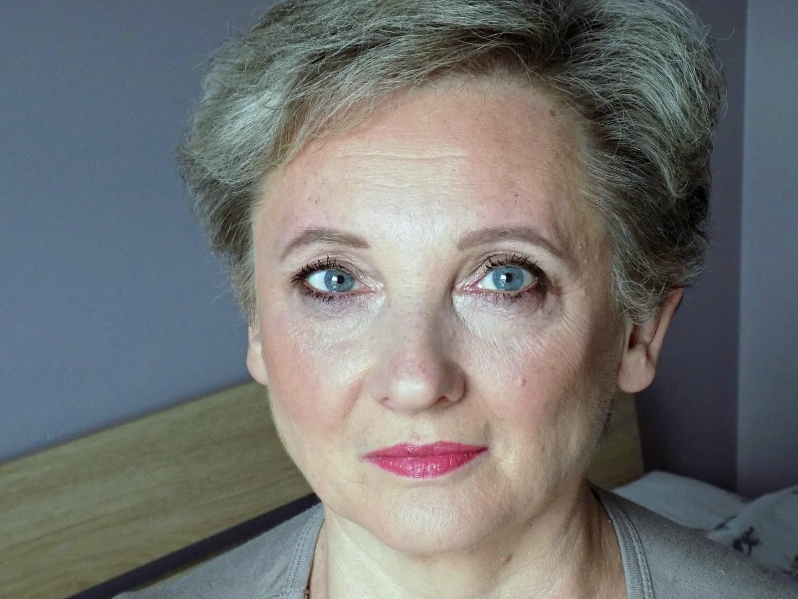 Makeup makeover: daytime glam for mature skin
