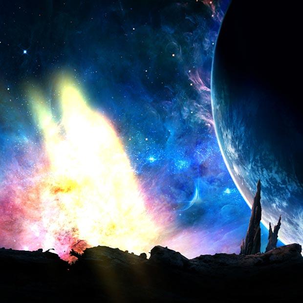 Space Fantasy Wallpaper Engine