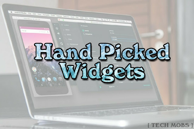 Hand Picked Widgets