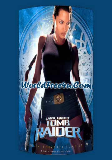 Lara Croft Tomb Raider 2001 Brrip 420p 300mb