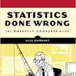 Book review: Statistics Done Wrong: the Woefully Complete Guide