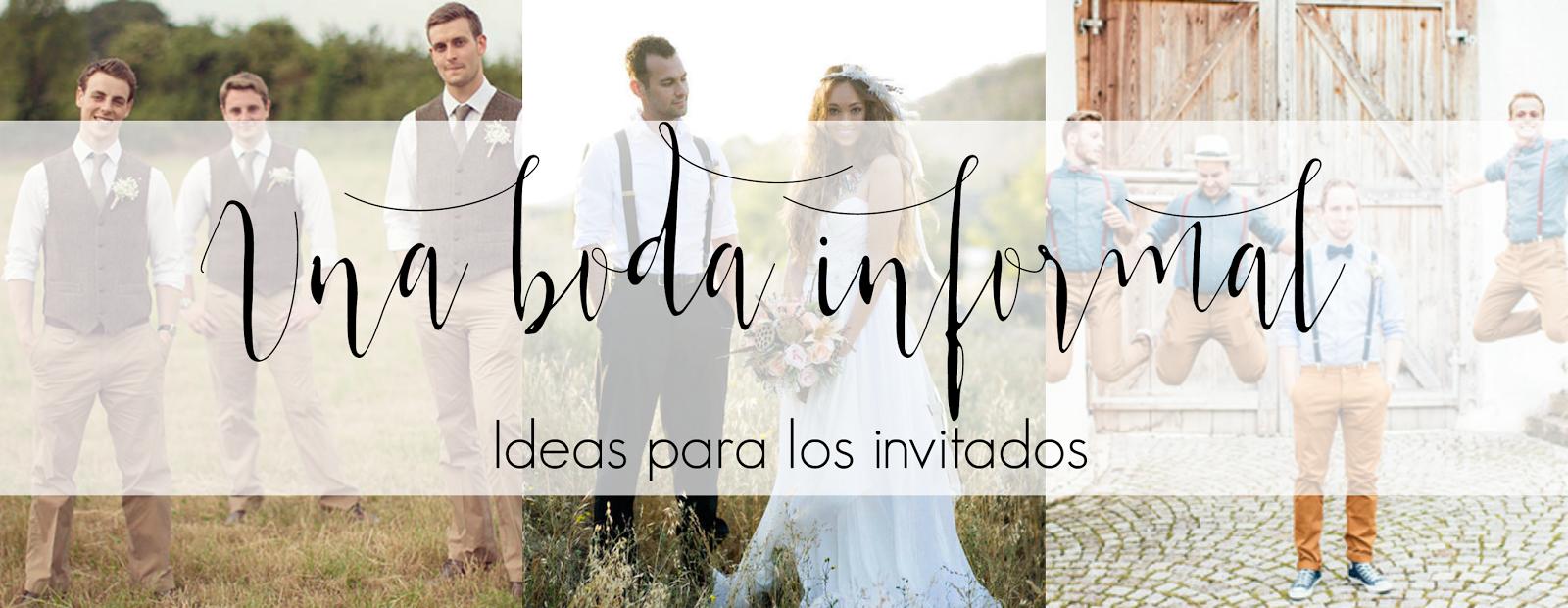 Una boda informal para hombres alas de mariposa - Boda informal ...