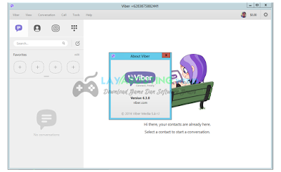 Viber For Windows PC Terbaru 6.5.4 Free Download