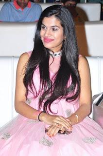 Sravana Bhargavi Stills At Sardaar Gabbar Singh Audio Launch ~ Celebs Next
