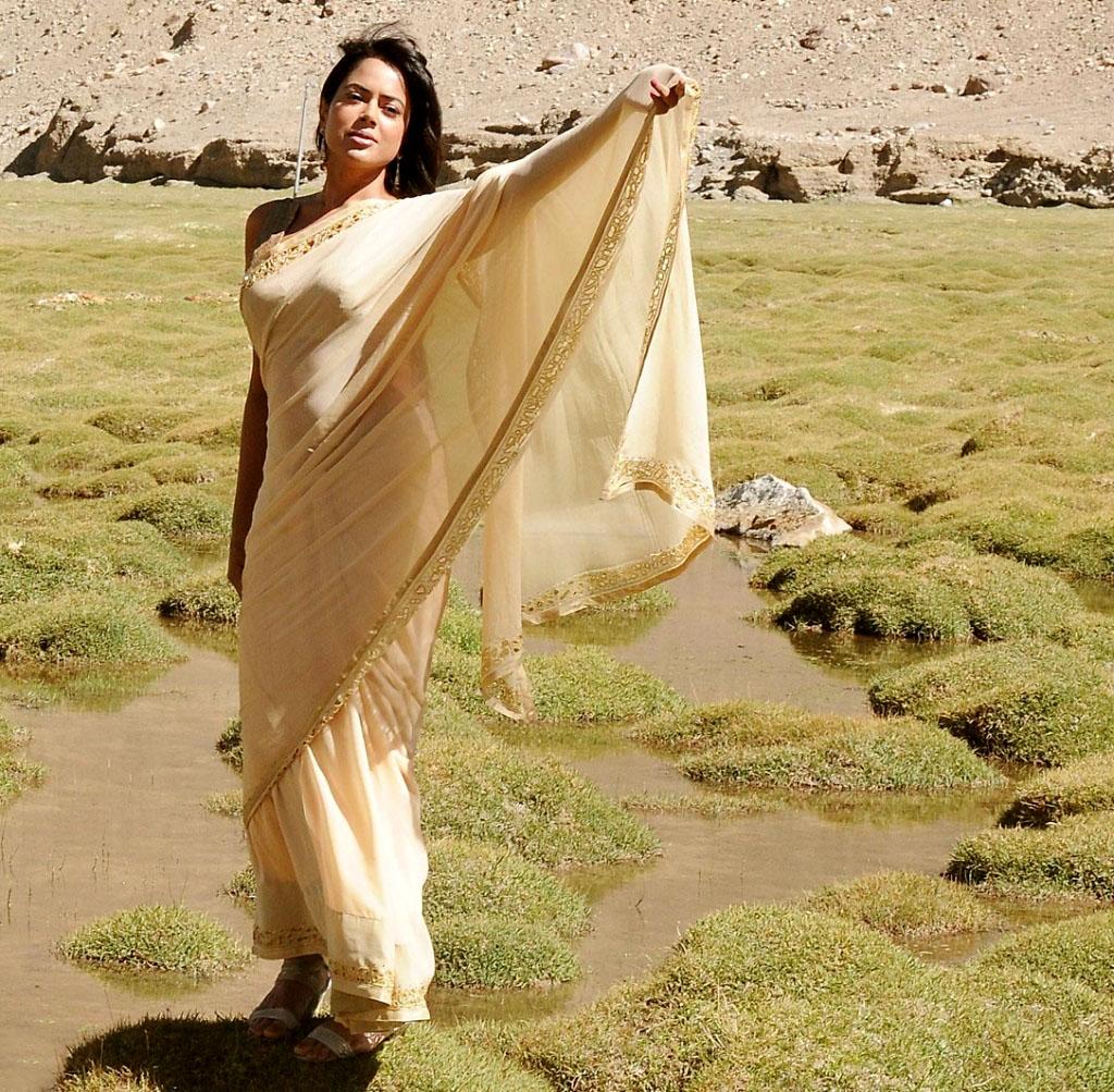Sameera reddy saree fuck clothed
