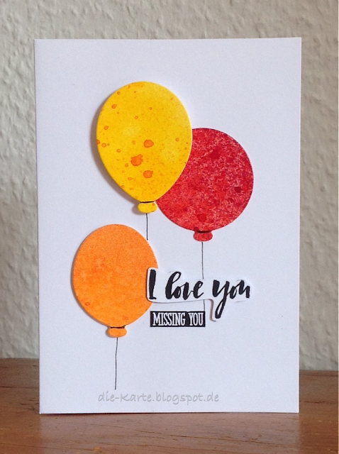 """Party Balloons"" Dies, My Favorite Things, ""So to speak"" Clearly Besotted, ""I love you"" Aliexpress"