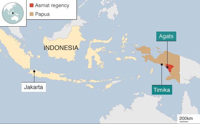Anak-anak Provinsi Papua Indonesia Kelaparan di Tanah Emas