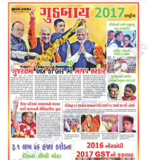 Current Affairs All Important News Collection of 2017