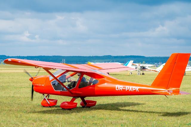 Фоторепортаж с авиашоу в Коротиче 2019 - 16
