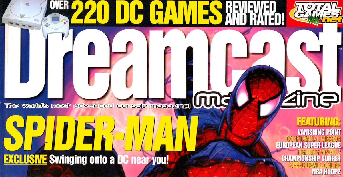 The Dreamcast Junkyard: Dreamcast Magazine Issue 19