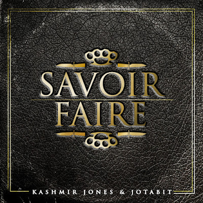 Kashmir Jones & Jotabit - Savoir Faire EP