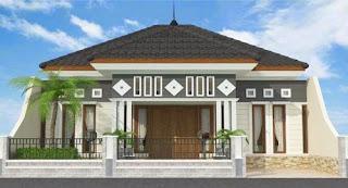 Desain Rumah klasik t