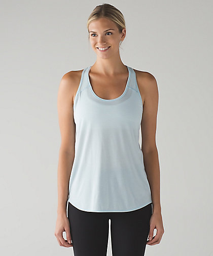 lululemon essentials-tank