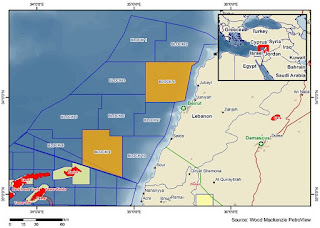Lebanon to Go Ahead with Oil Exploration