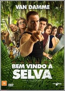 o filme bem vindo a selva dublado em avi