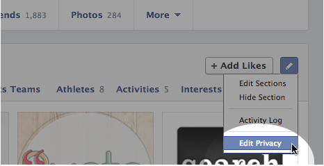 How To Hide My Likes On Facebook