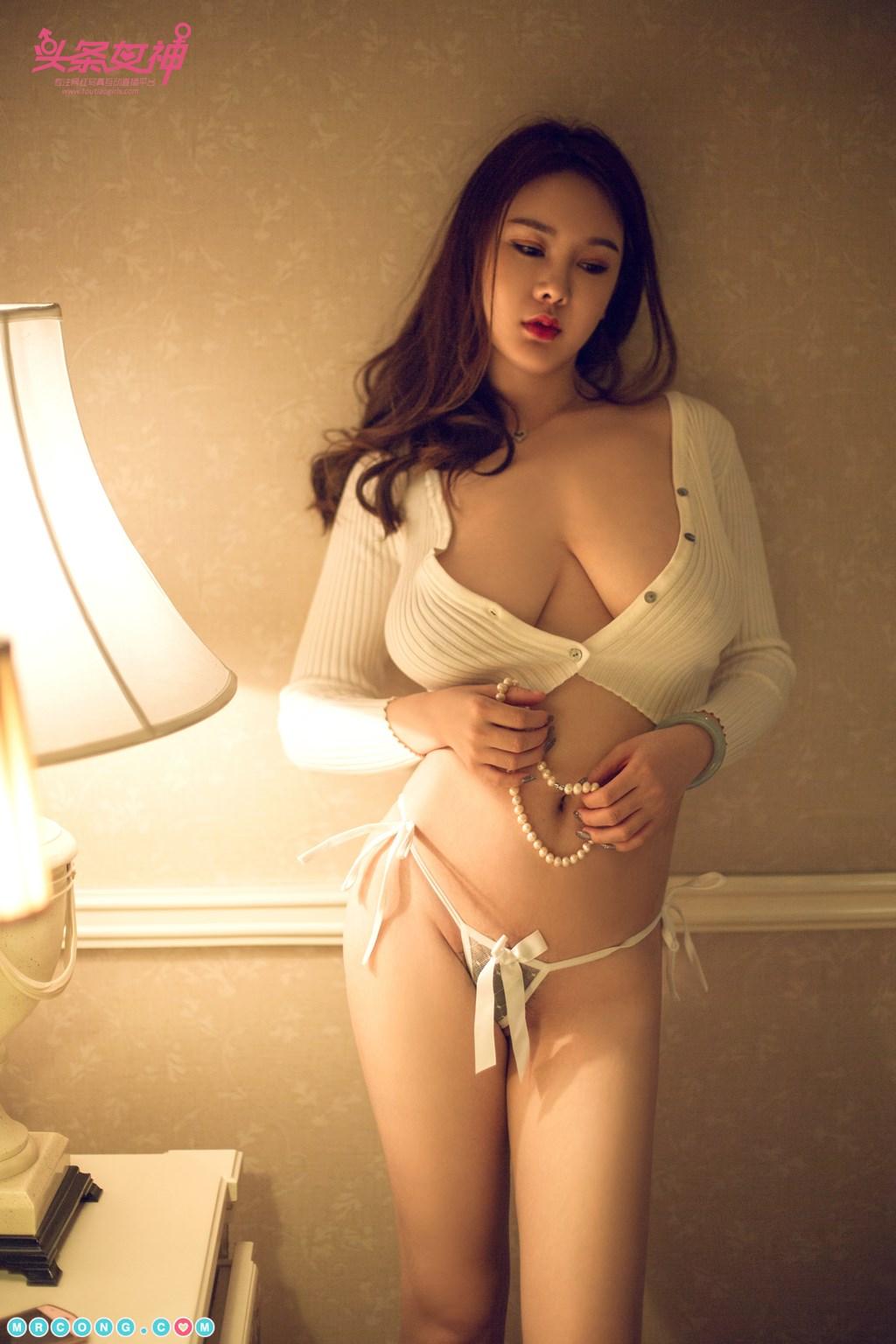 Image TouTiao-2018-06-05-Yi-Yang-MrCong.com-006 in post TouTiao 2018-06-05: Người mẫu Yi Yang (易阳) (21 ảnh)