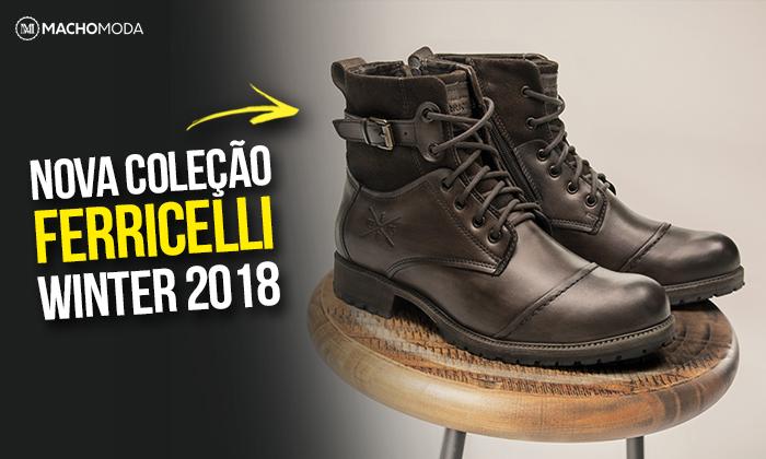 41068743e Macho Moda - Blog de Moda Masculina: FERRICELLI: Nova Coleção Winter ...