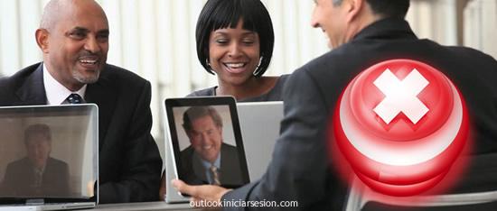 cancelar una reunión de Skype en outlook iniciar sesion