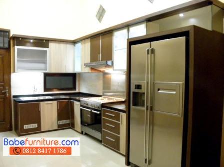 Babe furniture jasa pembuatan kitchen set pondok indah for Tukang kitchen set