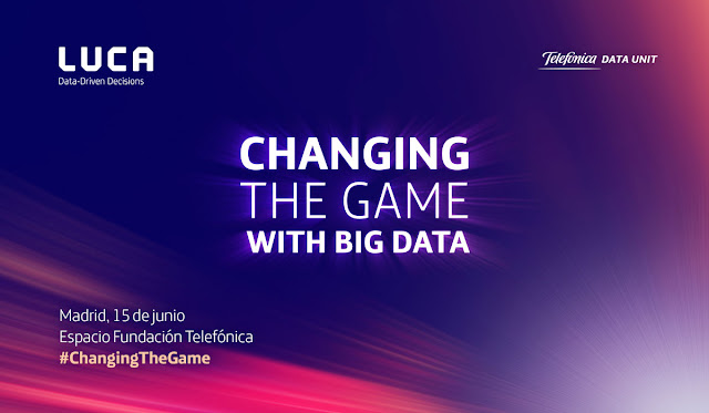 A un click de Changing the Game with Big Data