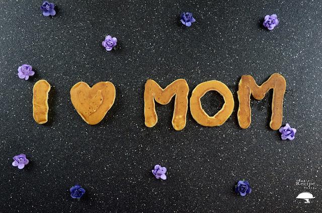 Mother's Day Idea Recipe Pancake Breakfast Surprise