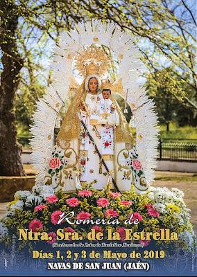 Nuestra Señora de la Estrella - Navas de San Juan - Romería 2019