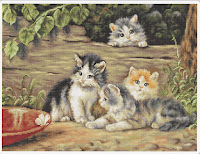 """Luca-S B556 """"The Cats"""""""