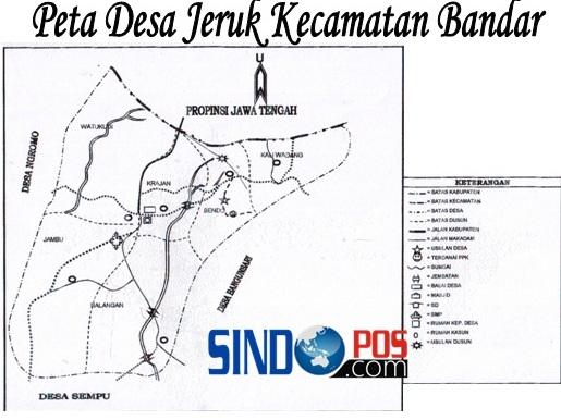 Profil Desa & Kelurahan, Desa Jeruk Kecamatan Bandar Kabupaten Pacitan
