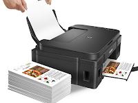 Spesifikasi dan Fitur pada Printer Canon Seri G1000, G2000, dan G3000 serta drivernya
