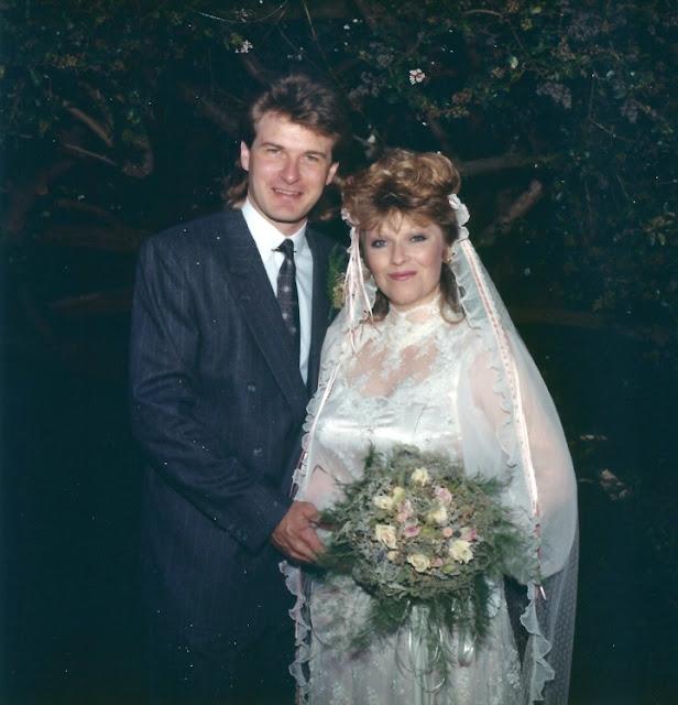 Свадебные фото актеров из Молодых и Дерзких. Ywed8