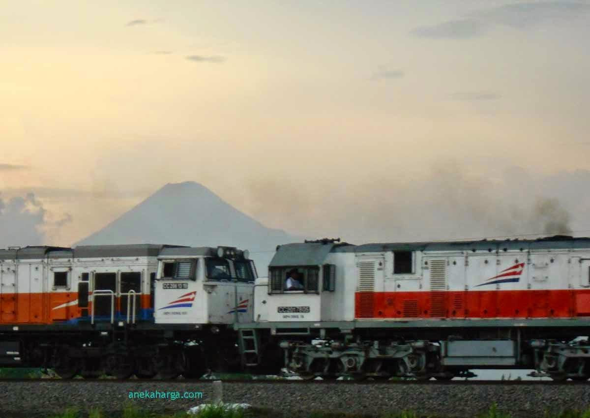 Cari Tiket Kereta Api Maliboro Ekspres Februari