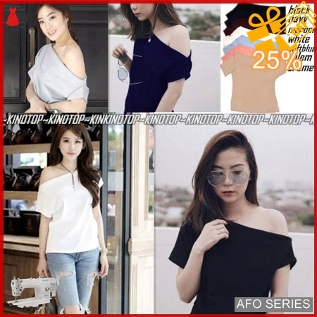 AFO160 Model Fashion Kino Top Modis Murah BMGShop