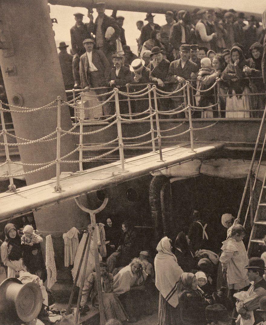 #76 The Steerage, Alfred Stieglitz, 1907 - Top 100 Of The Most Influential Photos Of All Time