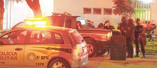 Derrame de sangue na madrugada deixa 7 mortes em rebelião no Lar do garoto em Lagoa Seca