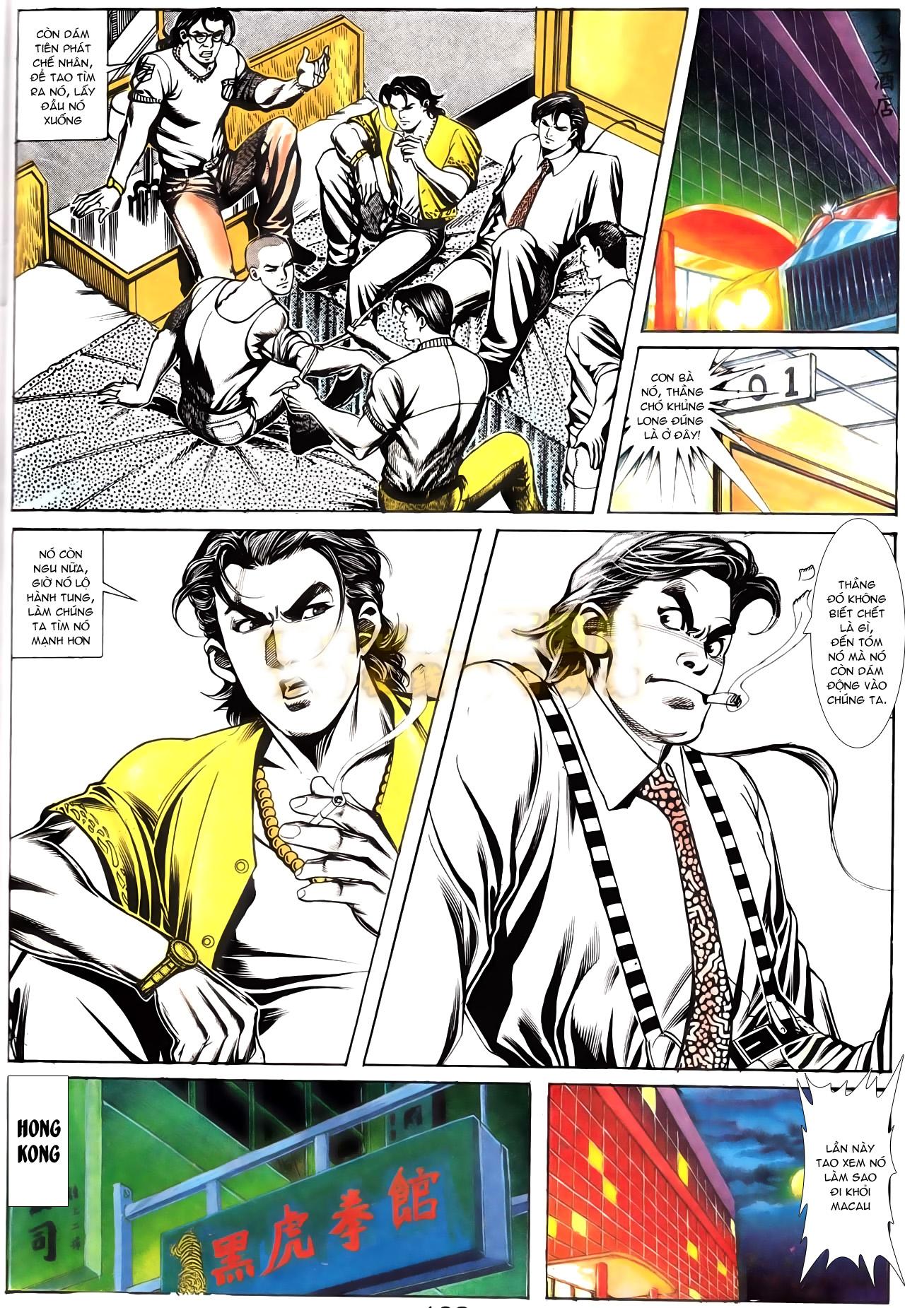Người Trong Giang Hồ chapter 166: bùng nổ trang 11