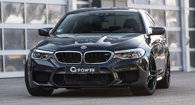 BMW, BMW M5, G-Power, Tuning