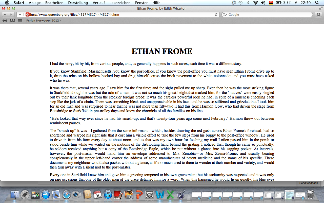reading ethan frome ethan frome material if you choose to the abridged version of the book i e the easy reader you want to try and a chapter or two in the unabridged able